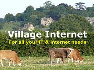 Village Internet Logo